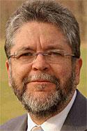 Bürgermeister Eberhard Wolf  (2009)