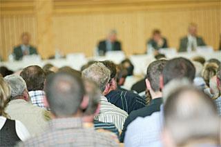Sitzungssaal Plenum-Beirat