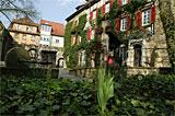 Garten des Heimatmuseums