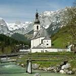 1000-mal fotografiert: Ramsauer St. Sebastian Kirche