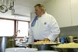 """Feinschmecker: Im """"Adler"""" steht der Chef selbst am Herd. Bei Vitus Frey schmeckt man die Freude am Kochen."""
