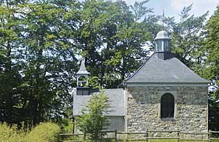 Leuchtturm – Fischbachkapelle als Notretter.