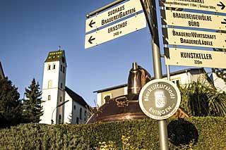 Ehingen_Berg_Schild_Bierwanderweg