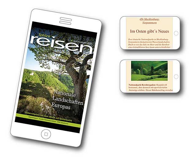 eBook - Nationale Landschaften